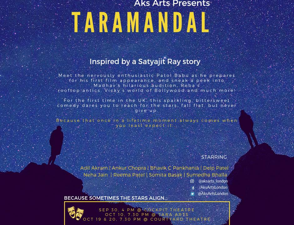 TARAMANDAL Poster FB