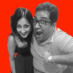 Neha Jain red